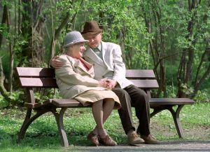 Ob ein Paar in diesem Alter noch sexuelle Wünsche hat, das ist ein Tabuthema, das der Sender arte heute Abend aufgreift.