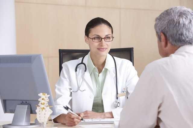 Unabhängige Beratung über die Arztbehandlung ist wichtig.
