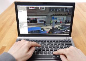 Verborgen bleibt in Zeiten des Internets kaum mehr etwas - die EU will die Daten der Bürger jetzt besser schützen. Foto: epd