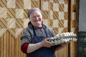 Das geplante Dorf für Demenzkrnake in Alzey ist sehr umstritten. Foto: epd (die abgebildete Person hat nichts mit dem Thema zu tun).