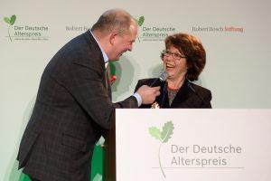 Verleihung des Deutschen Alterspreises 2015, 24.11.2015, Berlin